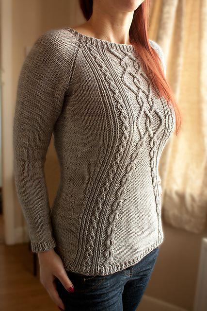 Ravelry: Cora pattern by Andrea Black