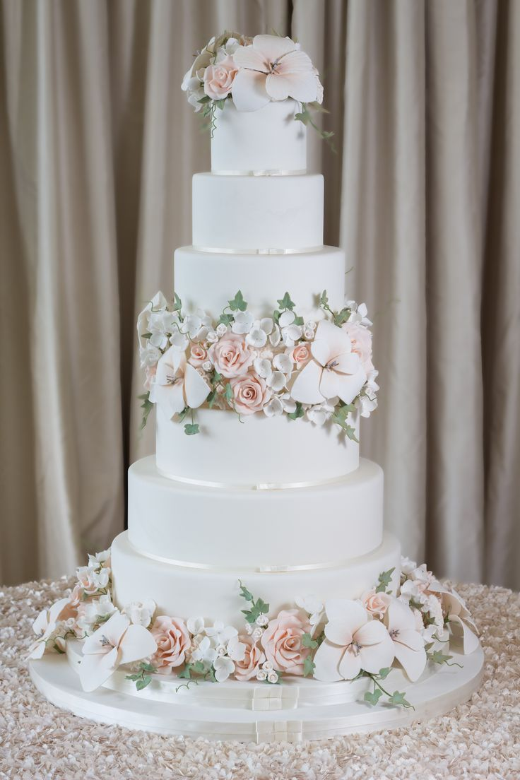 The 231 best Wedding Cakes images on Pinterest