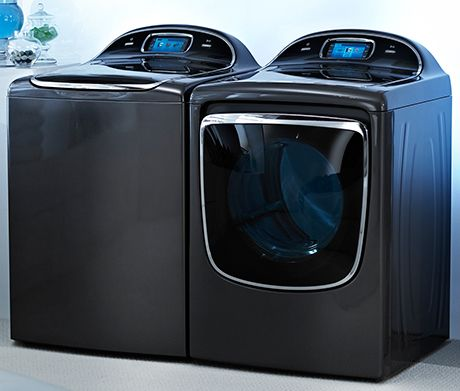 Whirlpool Vantage washer and dryer