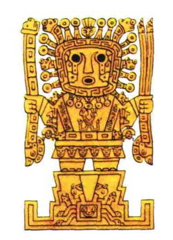 Los Incas honoran el dio sol. Actualmente, el templo de Pachacamac fue construyo para esta razón.
