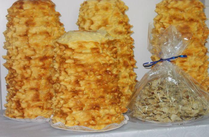 Баумкухен (сенкач): королевский пирог – в домашних условиях | Польша: новости, культура, традиции