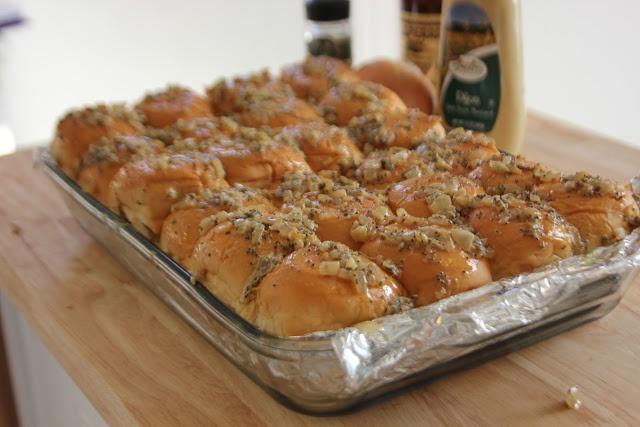 Mini Party Sandwiches!