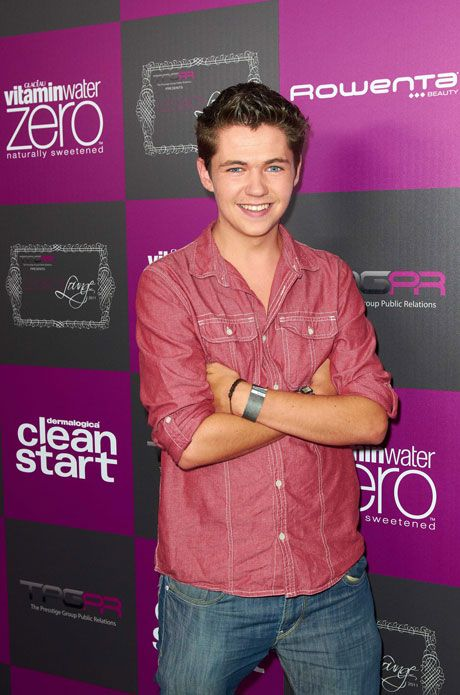 Damian McGinty - interview archives: WetPaint / Damian McGinty on Glee Season 3, What to Expect From Rory and Cast Bromances — Exclusive! November 14, 2014