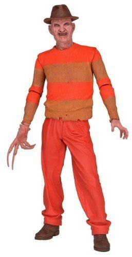 Nightmare on Elm St Freddy Krueger Classic Video Game Appearance 7 Scale Figure [Toys & Games] Holid @ niftywarehouse.com #NiftyWarehouse #Geek #Gifts #Collectibles #Entertainment #Merch