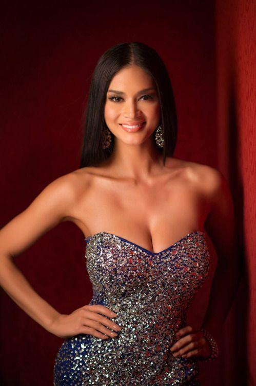 Miss Universe 2015 : Contestant Potrait  Miss Philippines, Pia Wurtzbach: