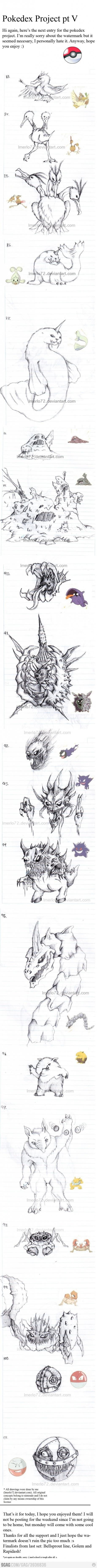 Pokemon Reimagined V