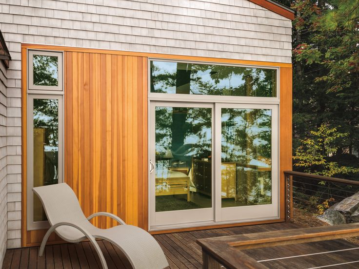 40 best windows images on pinterest marvin windows patio doors andersen a series awning picture windows with dove gray exteriors a series frenchwood gliding patio door with newbury hardware in satin nickel finish planetlyrics Image collections