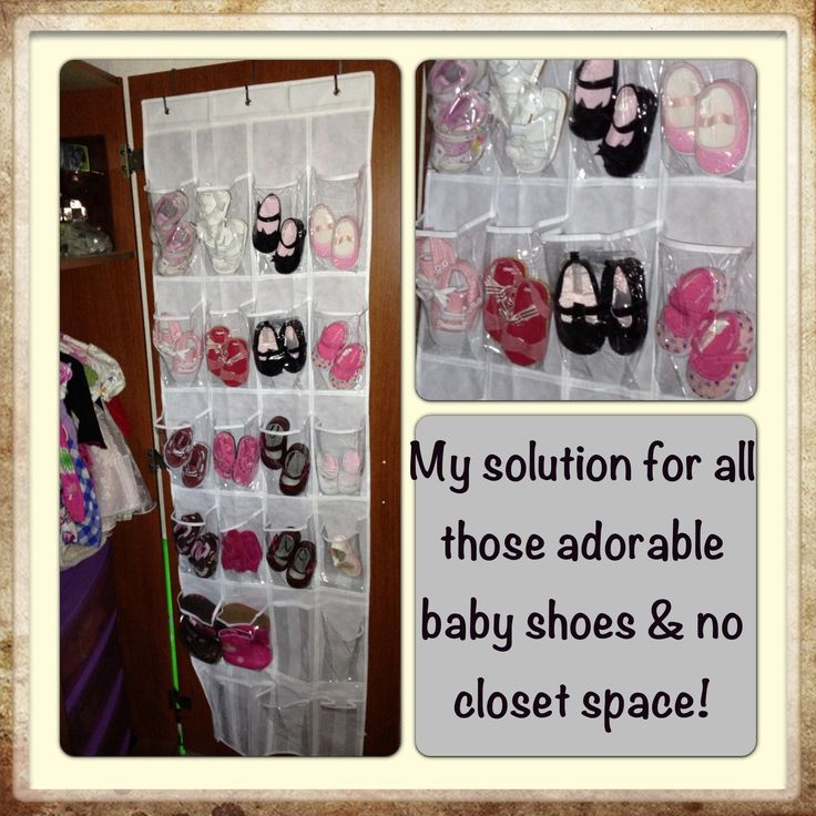 I Need To Get On Making This For My Daughteru0027s Shoes. Nursery OrganizationNursery  ...