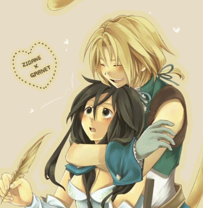 Final Fantasy 9 Hentai Manga