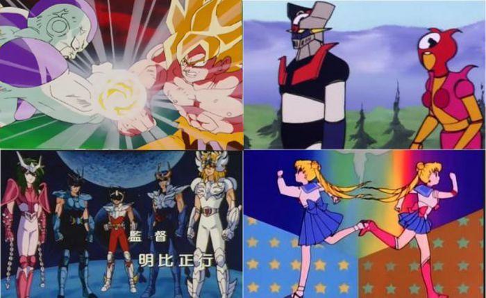¿Naciste en los 90? Estas son algunas de las caricaturas japonesas que posiblemente marcaron tu infancia