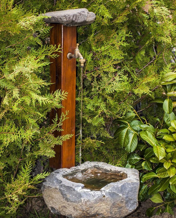 outdoor tap