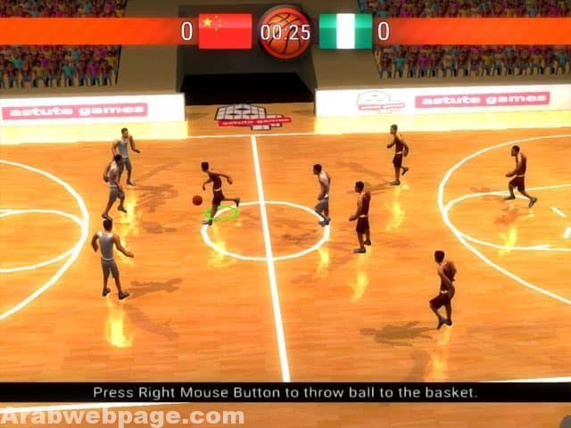 تحميل لعبة كرة السلة للكمبيوتر Basketball World الصفحة العربية Basketball World Game Guide