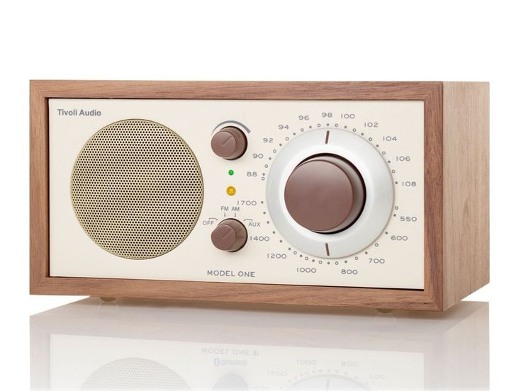 Wooden Radio MODEL ONE by Tivoli Audio  Recommended by Archiproducts!