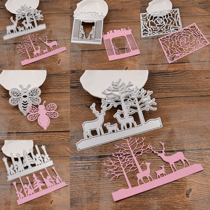 186 best images about china dies i own on pinterest for Paper craft home