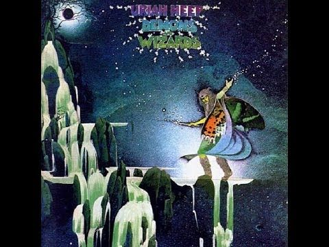 Uriah Heep- Demons And Wizards (1972)
