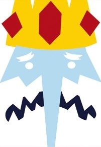 Ice King - adventure time