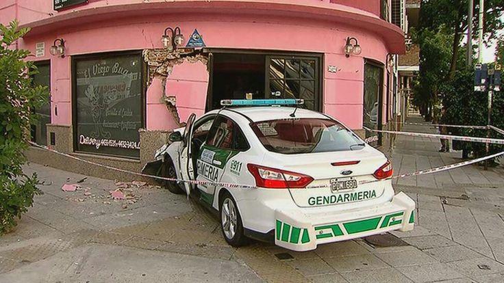 Ford Focus Fail . Gendarmeria Nacional Argentina