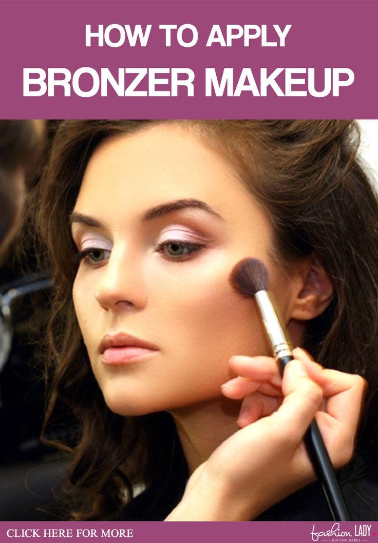 25+ Trending Bronzer Makeup Ideas On Pinterest