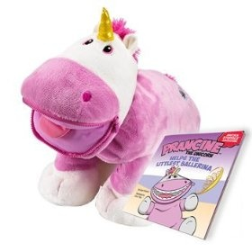 Stuffies - Prancine the Unicorn  Order at http://amzn.com/dp/B009AD4ZJA/?tag=trendjogja-20