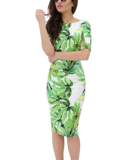 Love tropical prints!