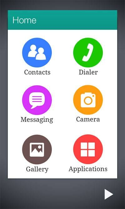 Super Simple Launcher Applications for Android