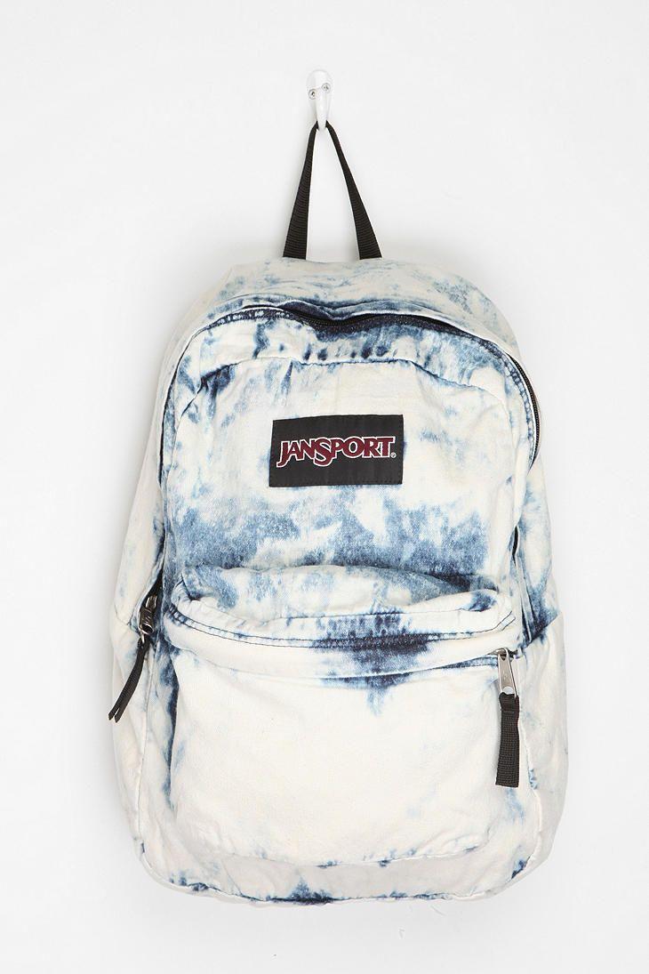 Jansport Acid Wash Backpack  #UrbanOutfitters