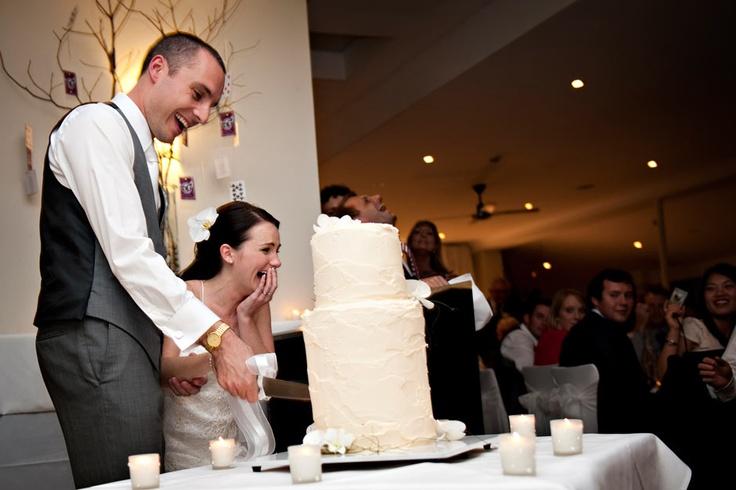 wedding cake, Terrigal wedding