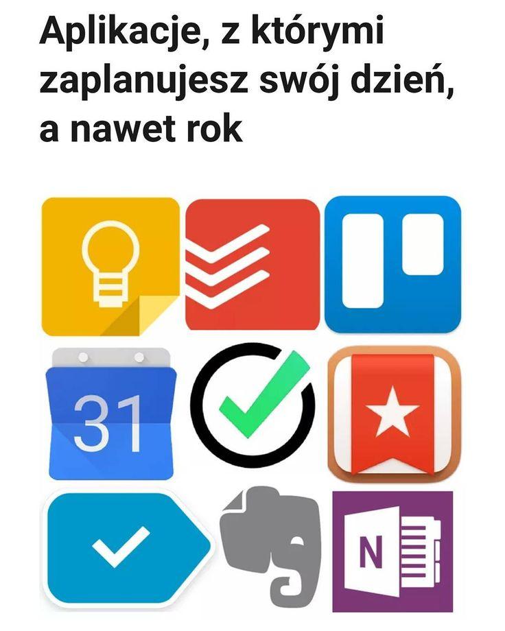 Początek roku to idealny moment by zacząć panować nad chaosem dnia codziennego. Pomogą Wam w tym aplikacje. Na blogu nowy wpis :) Link w bio! #aplikacje #kalendarz #notatki #nozbe #anydo #todoist #googlekeep #googlecalendar #onenote #evernote #wunderlist #trello #rok #planowanie #kakaludek #mamakakaludka #blog #blogparentingowy #parentingowy #wordpressblog #wordpress #polska #poland #poznań #poznan