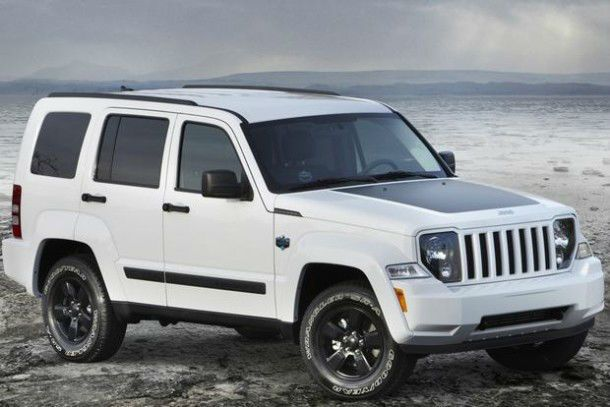 2016 Jeep Liberty Review