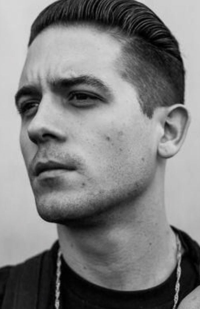 Pin By Demi Ivancheva On G Eazy G Eazy Style G Eazy Hair Slick Hairstyles