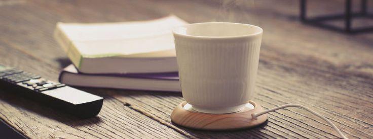 Sådan holder du kaffen varm i længere tid.