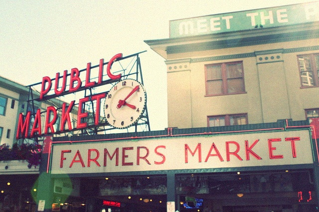 Seattle: Favorite Places Seattle, Popular Seattle, Pike Places, Exploring Seattle, Happy Places, Farmers Marketing, Marketing Seattle, Places Marketing, My Love