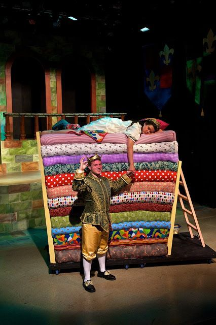 """A Measured Stitch: """"Once Upon a Mattress"""""""