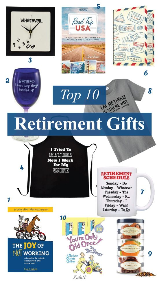 Top 10 Best Retirement Gift Ideas  | retirement gift ideas for boss - funny and unique gifts
