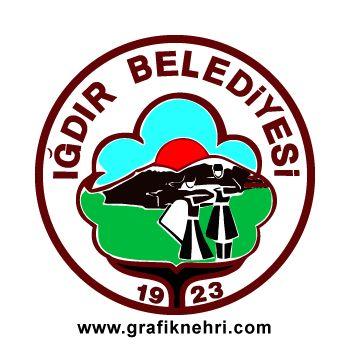 Iğdır Belediyesi Logosu Vektörel