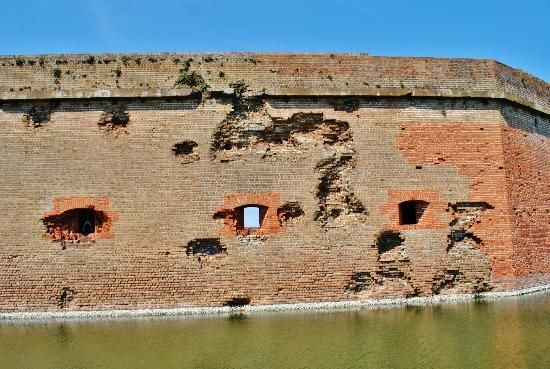 fort pulaski national monument - Google Search
