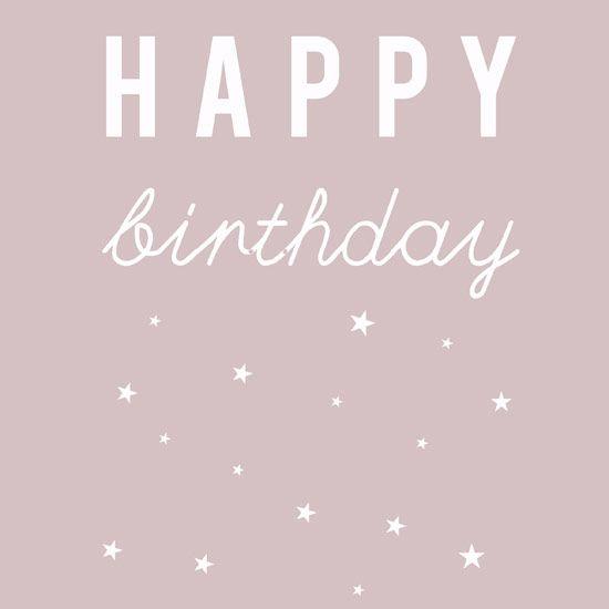 Happy Birthday By Cinqmai