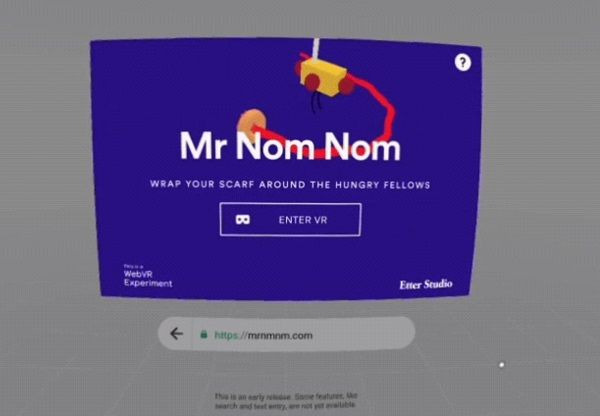 Fun! Chrome Browser Now Supports VR Content via Daydream View Headset   DetikApps
