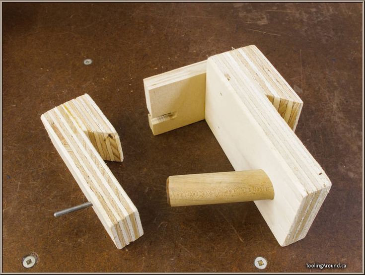 improved wooden french cleat hanger - Google Search