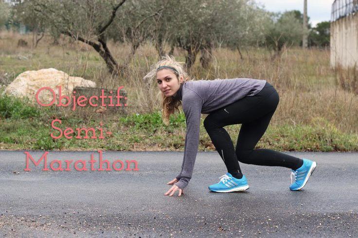 Conseils Blog Sport Femme Préparer son Premier Semi Marathon Running Conseils Programme