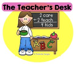 The Teacher's Desk- Printable Newsletters & Calendars- 2care2teach4kids.com - Kindergarten Welcome Letter