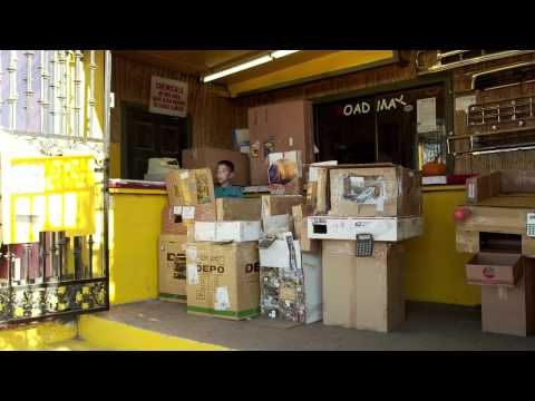 Caine's Cardboard Arcade.  Watch this one with your kids and grandkids.  Pure sweetness
