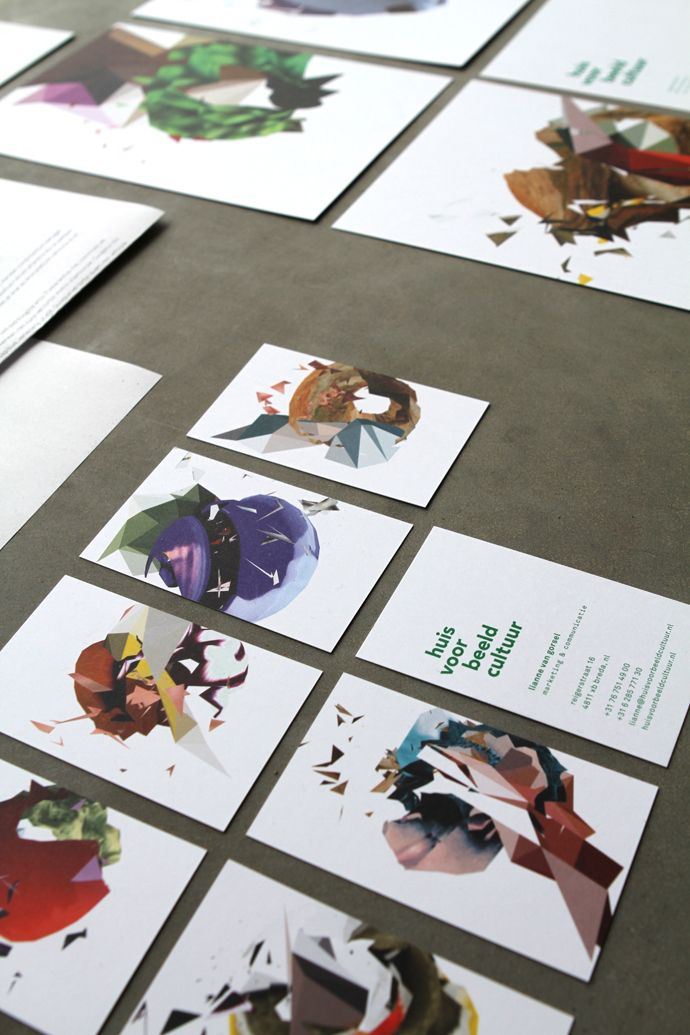 Huis Voor Beeldcultuur / House of Visual Culture dynamic identity by Edhv