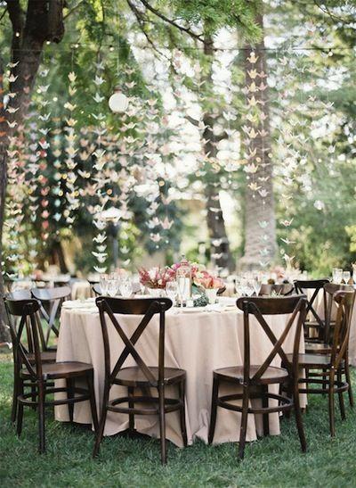 Weedding Tables setting idea #flowers / Idea posti a sedere e tavoli al Matrimonio #fiori - (Camille Styles)