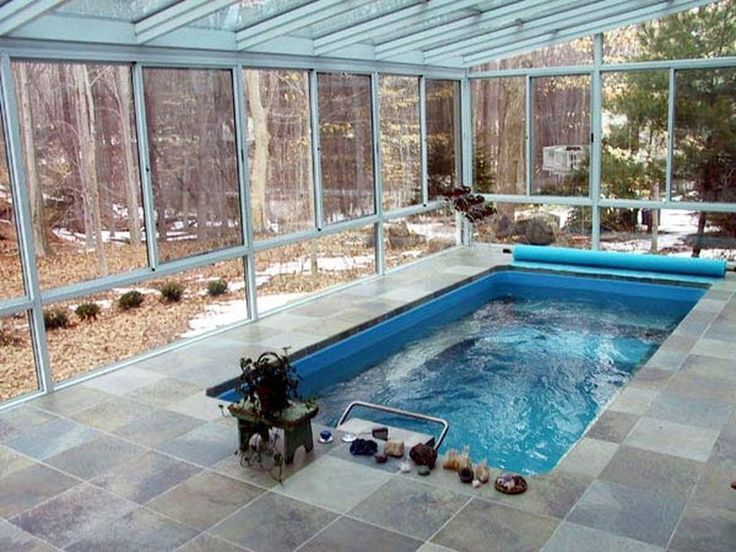 Best 25 Small Indoor Pool Ideas On Pinterest Houses With Indoor Pools Plunge Pool And Houses