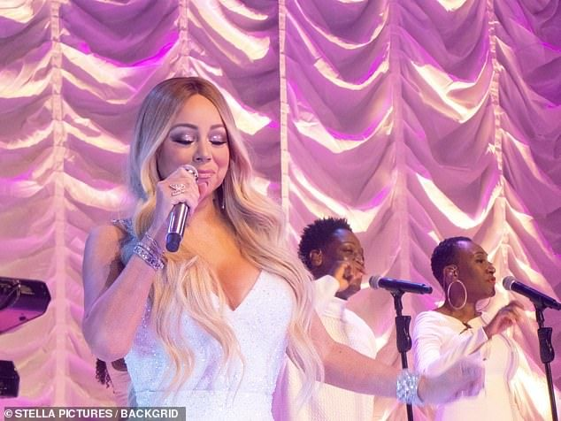 Mariah Carey Brings Her All I Want For Christmas Is You Tour To