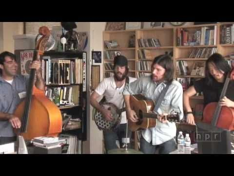 The Avett Brothers Tiny Desk Concert For Npr Music Love The Comment About Scott Swallowing A