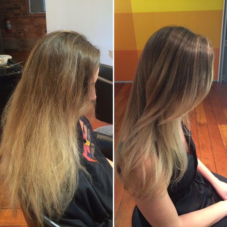 Another extremely happy client, she is over the moon! Thanks so much Mark, from Hue Ponsonby. You have magic hands  No more bad hair days. #Auckland #HairSalon Hue hair salon Ponsonby.