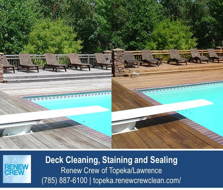 12 Best Images About Deck Cleaning Topeka Ks On Pinterest Before And After Pictures Stains And We