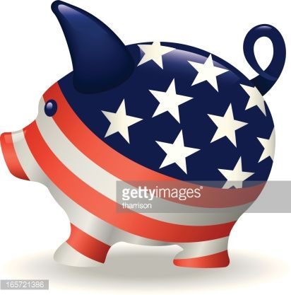 ... Flag,Bank Account,Business,Coin Bank,Computer Icon,Flag,Illustration,Man Made Object,No People,Patriotism,Piggy Bank,Star Shape,USA,VectorPhotographer ...